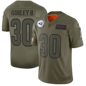 Men's Los Angeles Rams Todd Gurley II Jersey